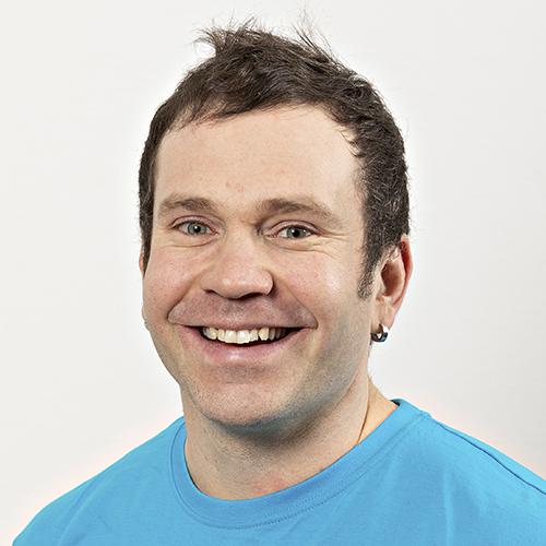 Mikko Törmälehto toimii ODL Liikuntaklinikalla valmentajana.